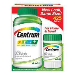 Centrum® Adult Multivitamins (365 Tablets)