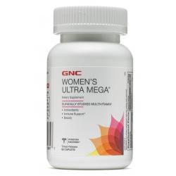 GNC WOMEN'S ULTRA MEGA (90 Caplets)
