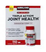 Kirkland Signature Triple Action Joint Health 胶原蛋白+透明质酸 (110 颗)