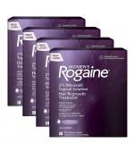 Rogaine Women's 2% Minoxidil Topical Solution (12 Bottles  x 2 fl oz)