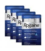 Rogaine Men's 5% Minoxidil Foam 落建 米諾地爾 男性專用 生髮慕斯 (四盒 12瓶 x 60g - 共 12個月份量)