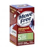 Schiff Move Free Advanced + MSM (120 Tablets)